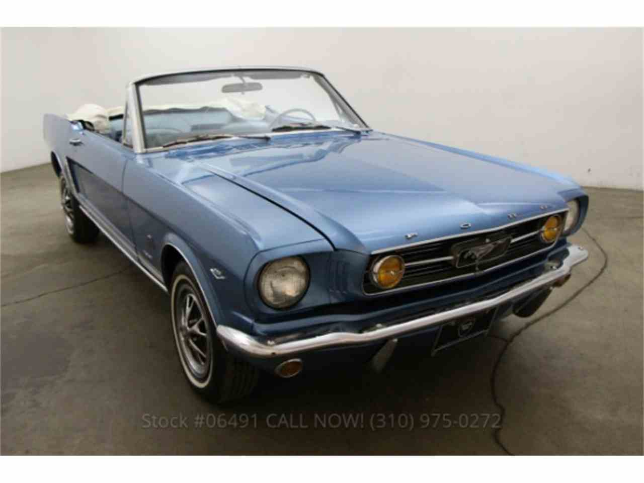 1966 Ford Mustang for Sale - CC-888385