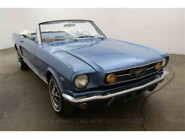 1966 Ford Mustang | 888385