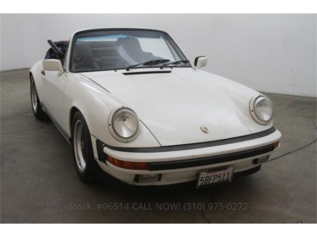 1989 Porsche Carrera | 888390