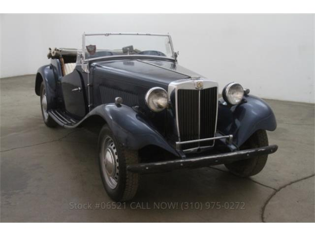 1952 MG TD | 888393