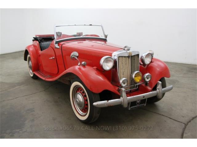 1951 MG TD | 888401