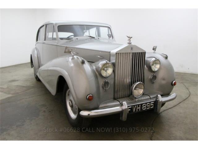 1952 Rolls-Royce Silver Wraith | 888410