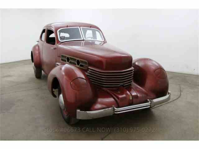 1936 Cord 810 Westchester | 888419