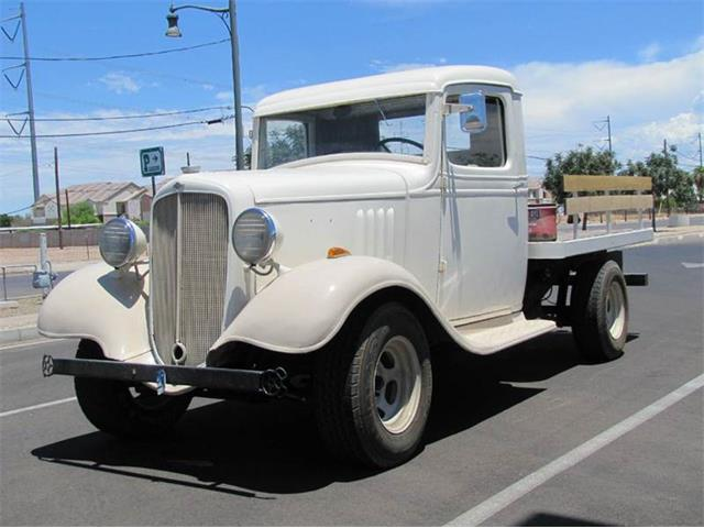 1934 Chevrolet Stake bed truck | 880842