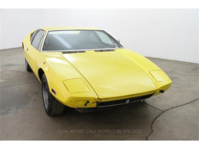 1971 DeTomaso Pantera | 888435