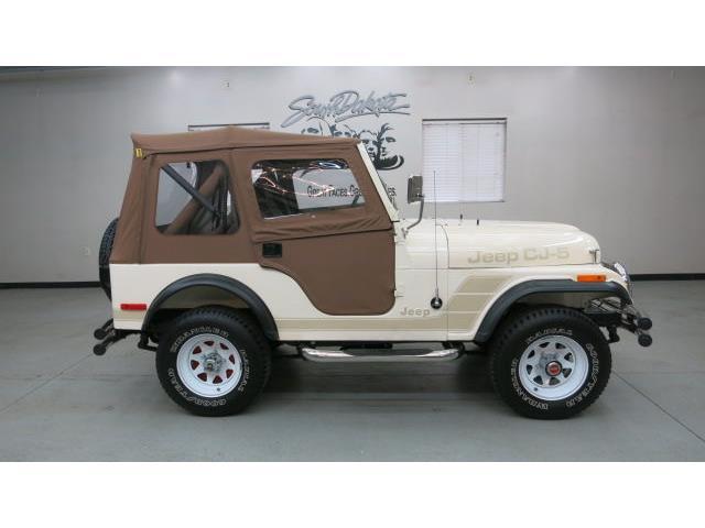 1980 Jeep CJ5 | 888442