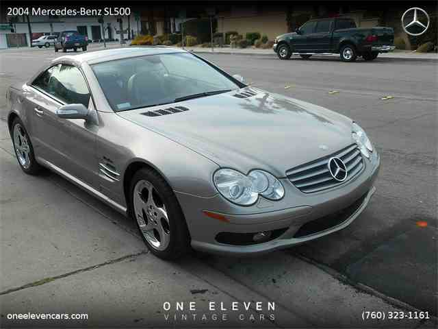 2004 Mercedes-Benz SL500 | 888446