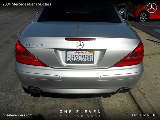 2004 Mercedes-Benz SL-Class | 888446