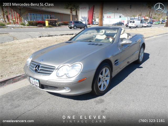 2003 Mercedes-Benz SL-Class | 888448