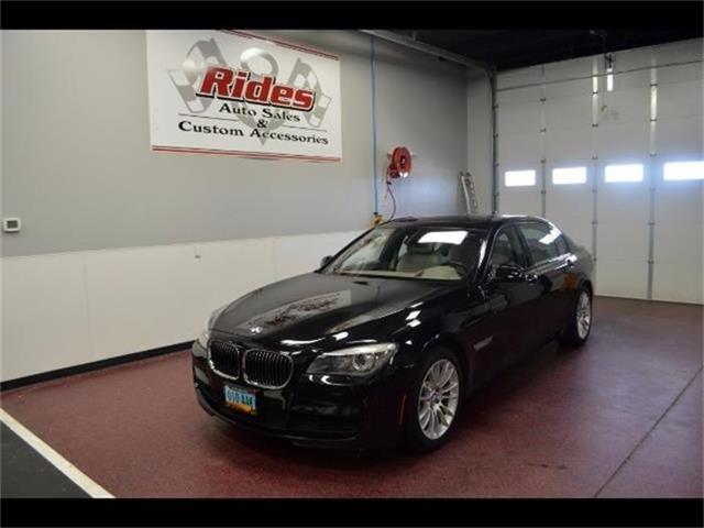 2012 BMW 7-Series750Li Luxury Sport | 880845