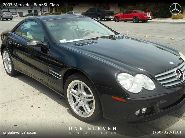 2003 Mercedes-Benz SL-Class | 888450