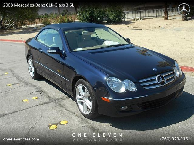 2008 Mercedes-Benz CLK-Class | 888451