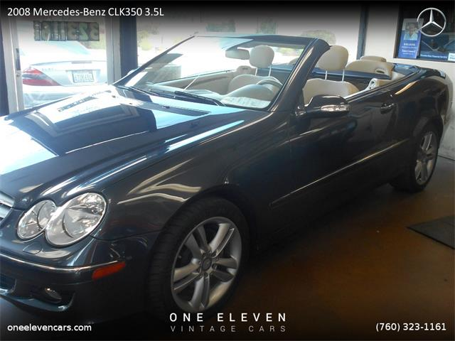 2008 Mercedes-Benz CLK350 | 888454