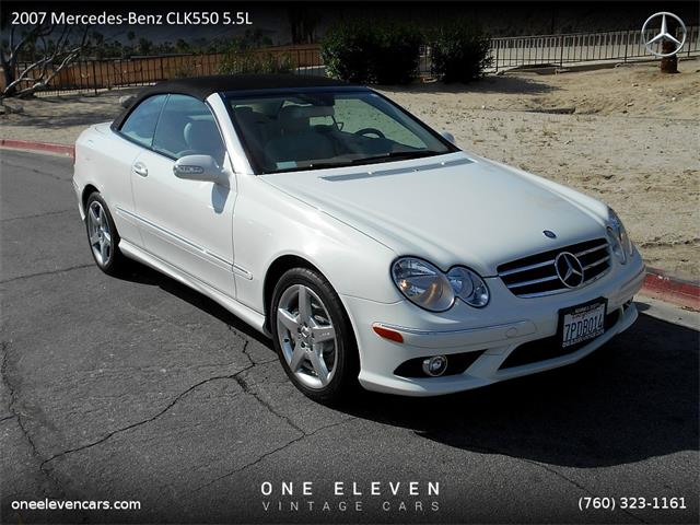 2007 Mercedes-Benz CLK550 | 888459
