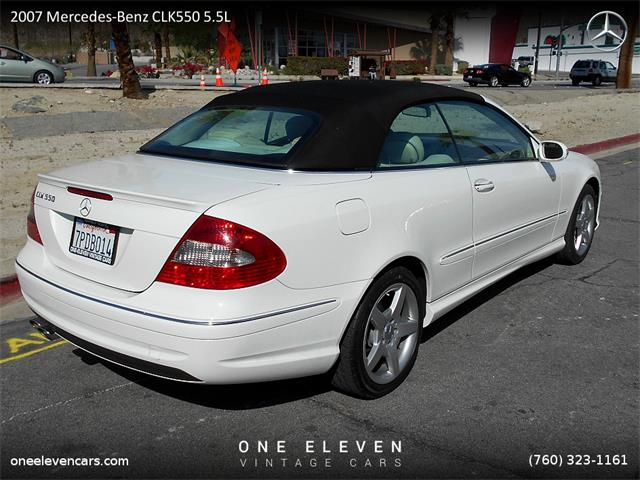 2007 Mercedes-Benz CLK550 | 888459