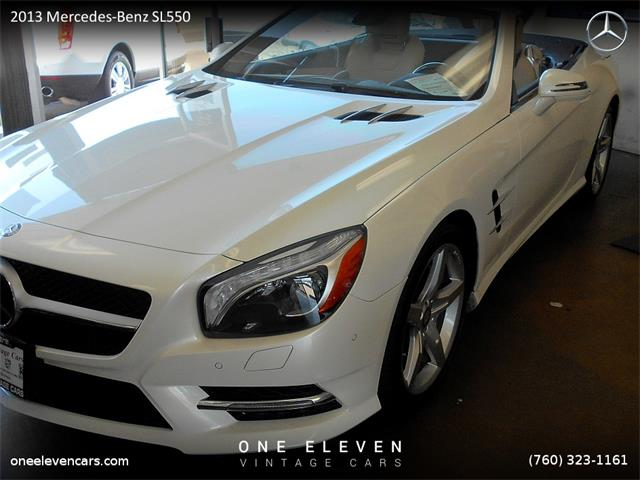 2013 Mercedes-Benz SL55 | 888460