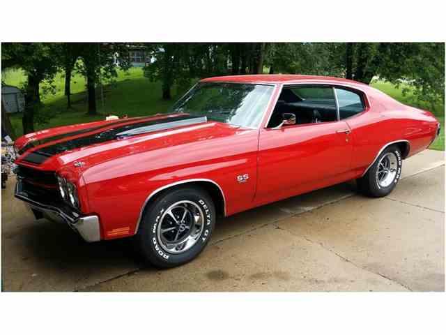1970 Chevrolet Chevelle SS | 888464