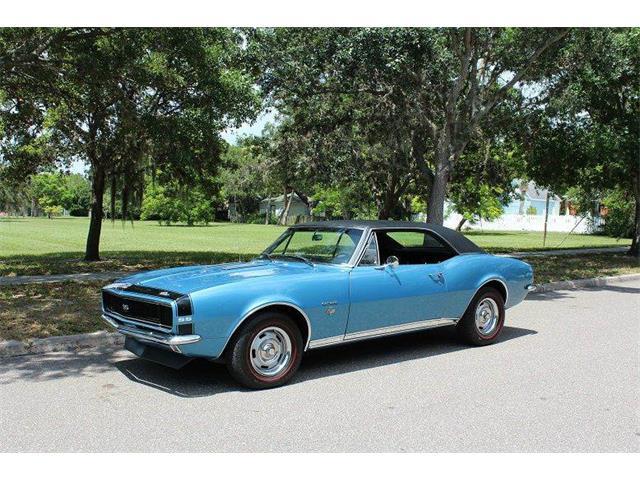 1967 Chevrolet Camaro | 888469