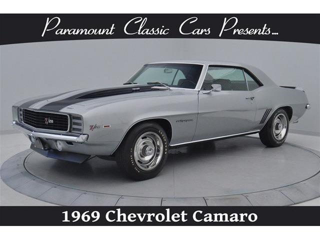 1969 Chevrolet Camaro | 888476