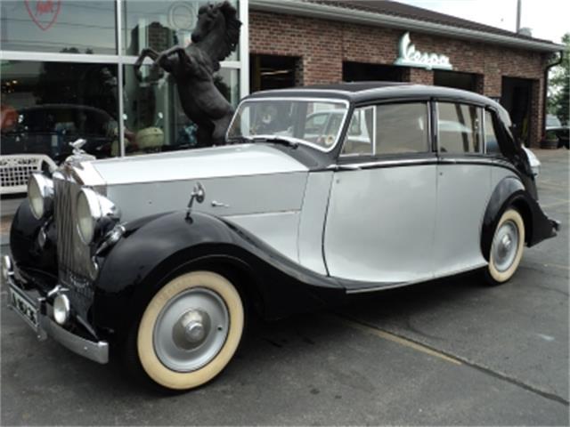 1947 Rolls-Royce Silver Wraith | 888485