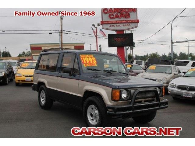 1986 Isuzu Trooper | 888491