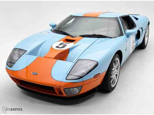 2006 Ford GT | 888492