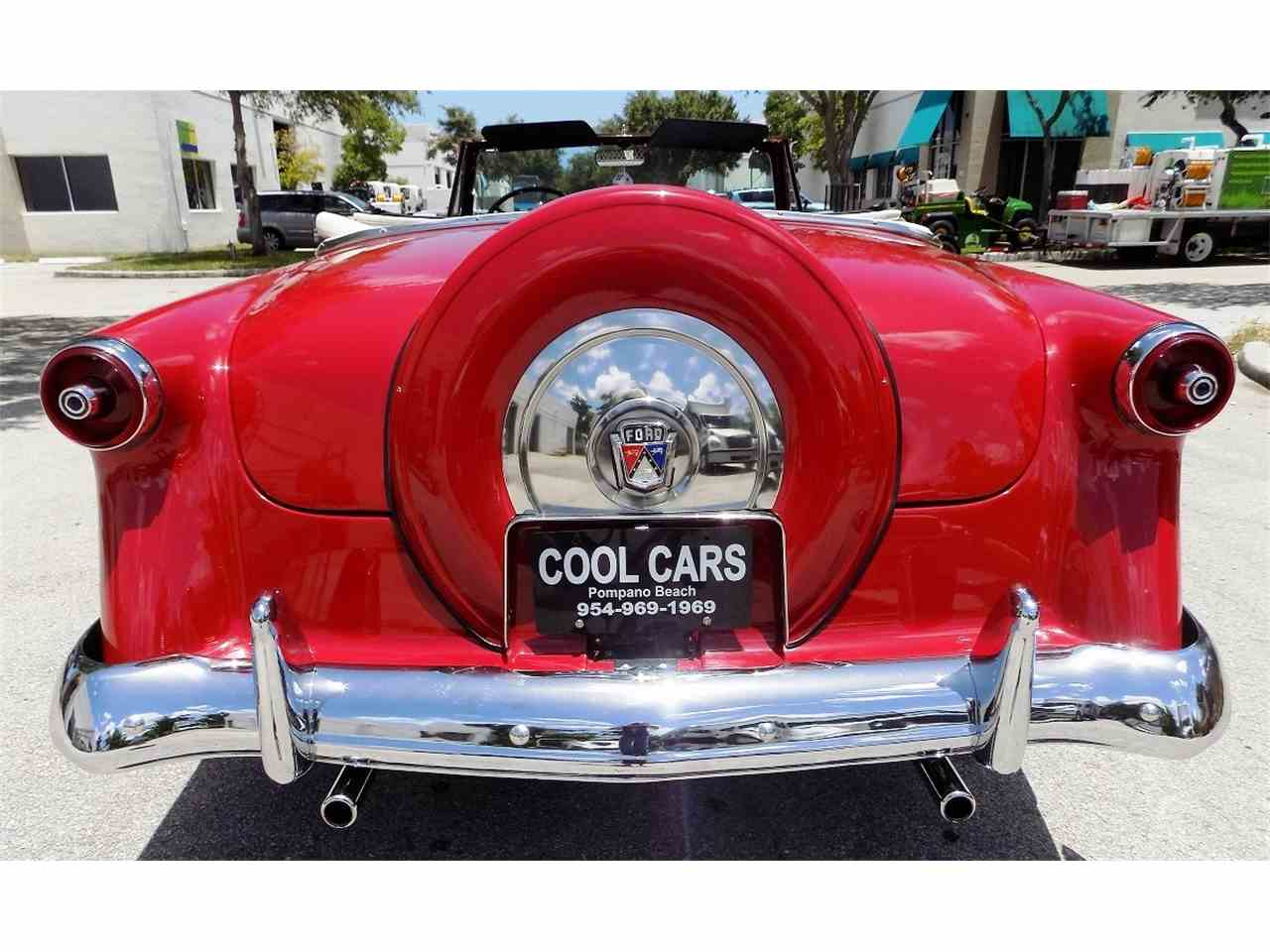 Ford Sunliner For Sale ClassicCarscom CC - Pompano classic cars