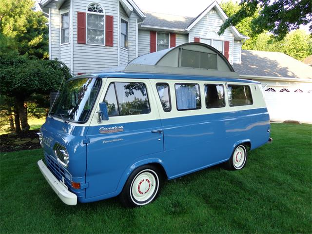 1966 Ford Econoline | 888507