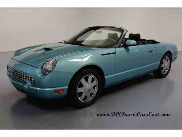 2002 Ford Thunderbird | 888509