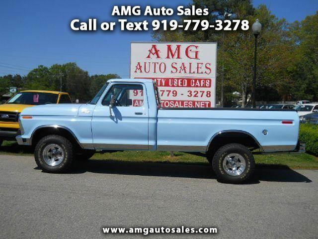 1977 Ford F150 | 888511