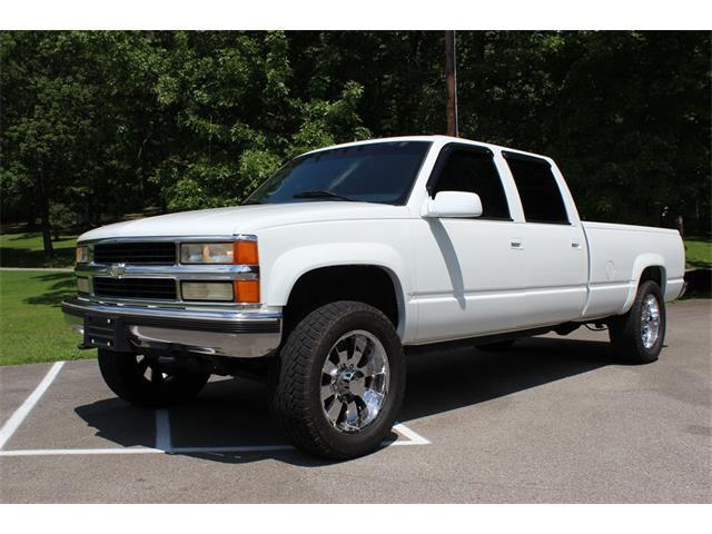 1999 Chevrolet C/K3500 Classic | 888531