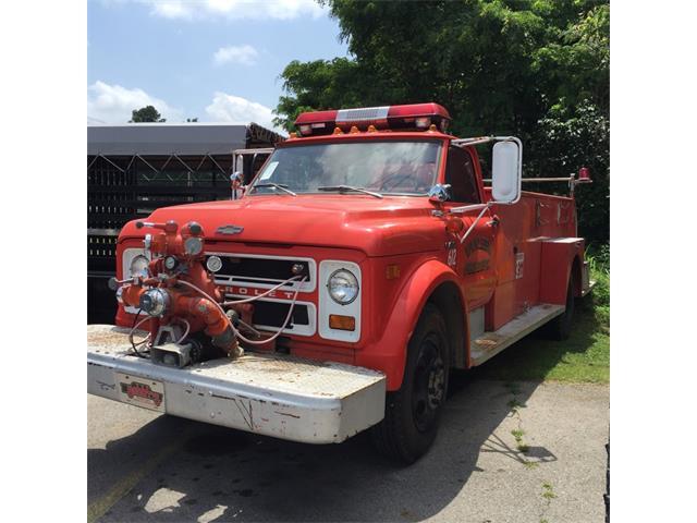 1972 Chevrolet Fire Truck | 888533
