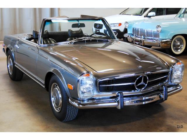 1970 Mercedes-Benz 280SL | 880854