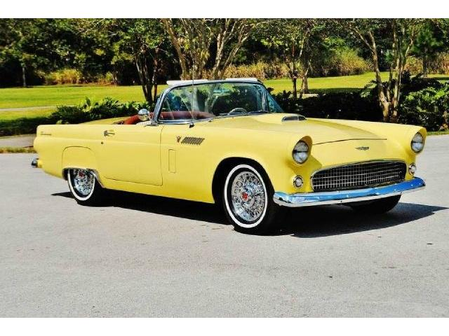 1956 Ford Thunderbird | 888542