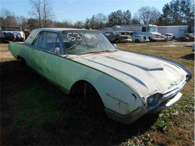 1961 Ford Thunderbird | 888545