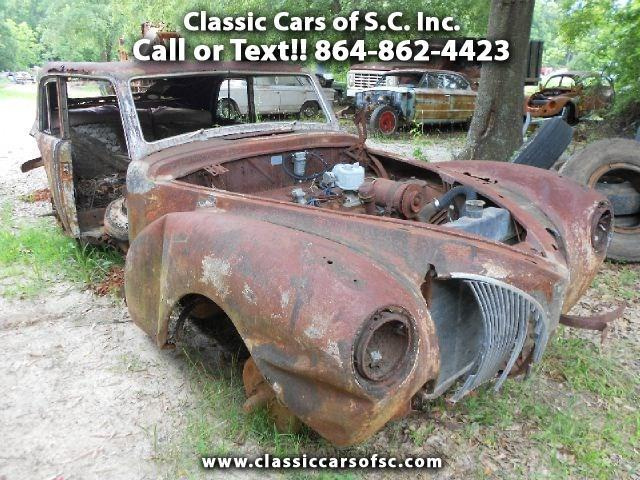 1941 Lincoln Continental | 888550