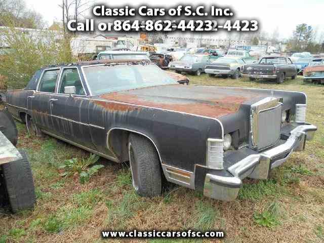 1977 Lincoln Continental | 888551
