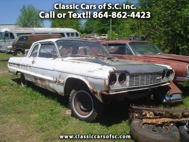 1964 Chevrolet Bel Air | 888553