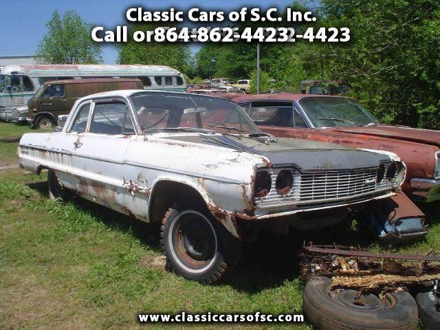 1964 Chevrolet Bel Air | 888553