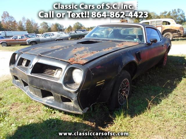 1975 Pontiac Firebird Trans Am | 888555
