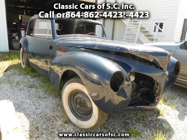 1941 Lincoln Continental   888565