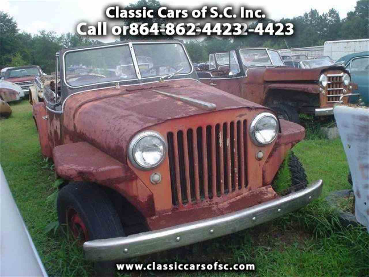 Large Picture of '49 Jeep - J1MG