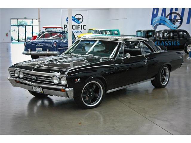 1967 Chevrolet Chevelle | 880857