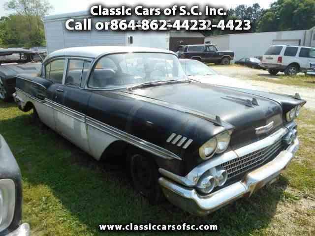 1958 Chevrolet Biscayne | 888571