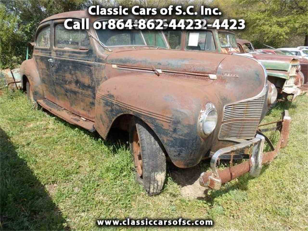 1940 Dodge Sedan for Sale - CC-888578