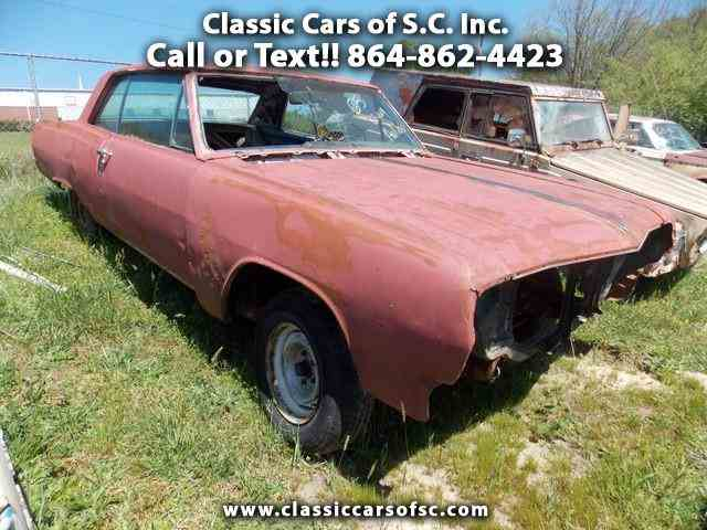 1965 Chevrolet Chevelle   888580