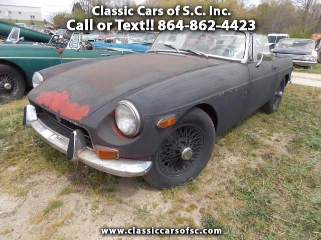 1972 MG MGB | 888584