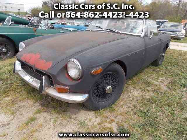 Picture of '72 MGB - J1MW