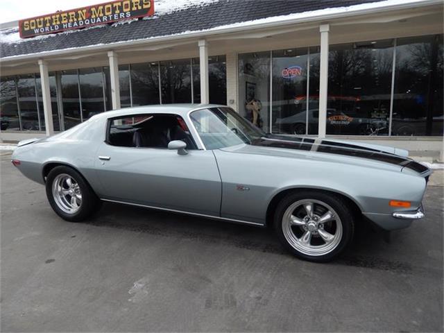 1971 Chevrolet Camaro | 880859