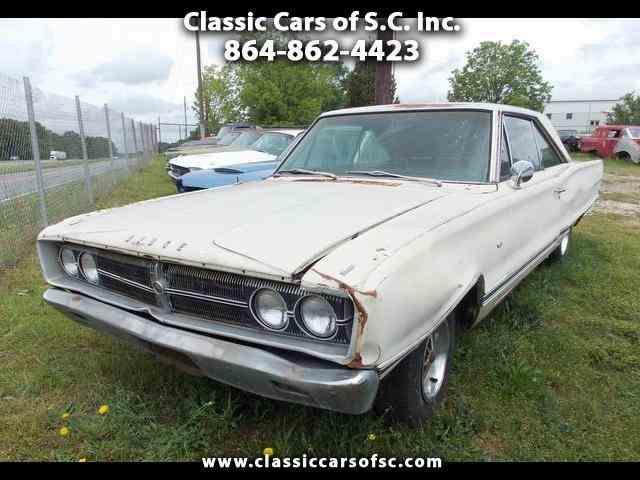 1967 Dodge Coronet 500 | 888590